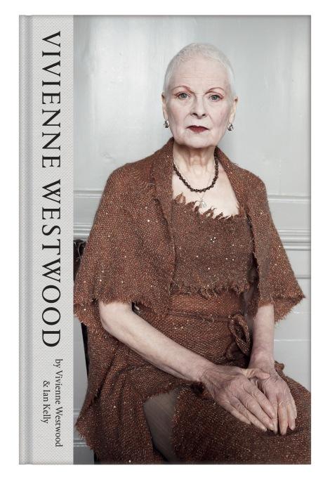 עטיפת הביוגרפיה של ויויאן ווסטווד