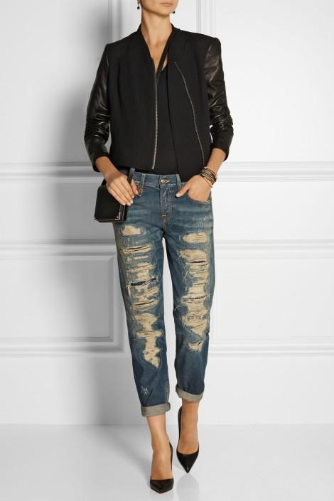 ג'ינס של R13 לנט-א-פורטר (צילום: אתר רשמי)